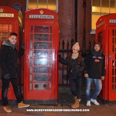LONDRES EN 48 HORAS I.