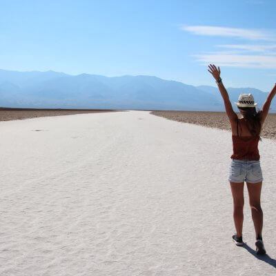 Costa Oeste: Death Valley – Bridgeport