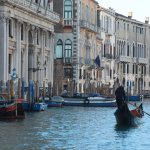 Preparativos para viajar a Venecia