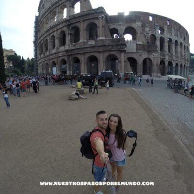 ROMA: Preparativos