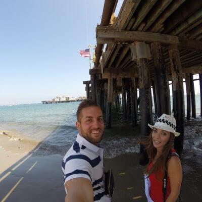 Costa Oeste: Santa Bárbara
