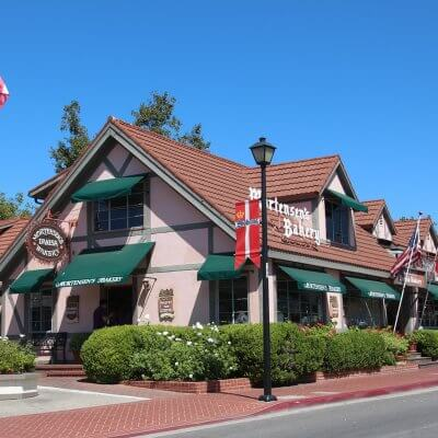 Costa Oeste: Solvang