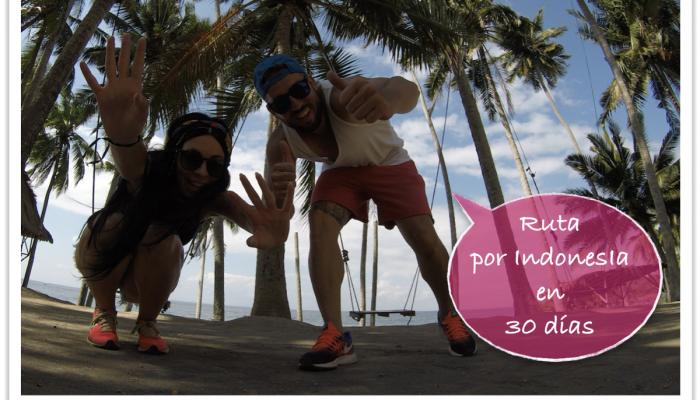 Ruta por Indonesia en 30 días
