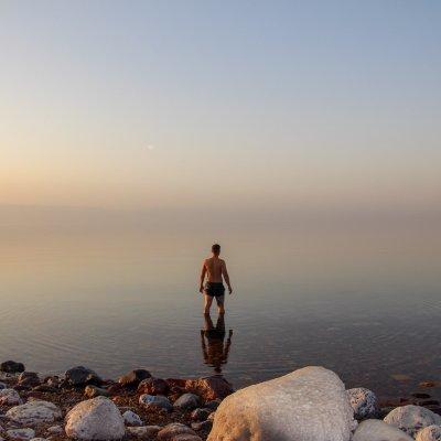 Visita al mar muerto y Wadi Mujibi