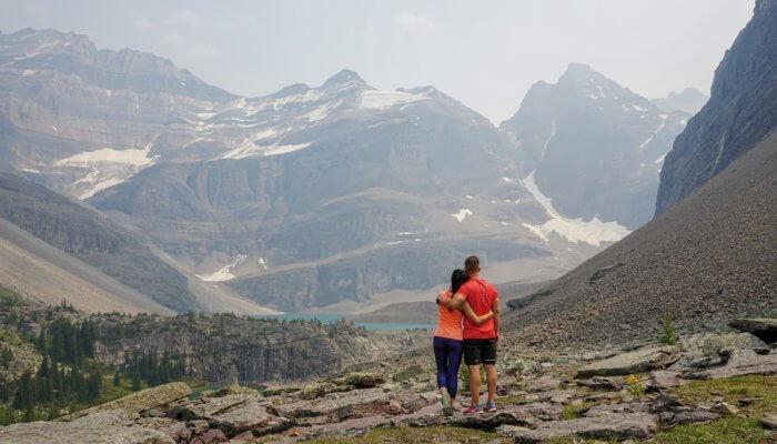 Preparativos para viajar a las Rocosas Canadienses